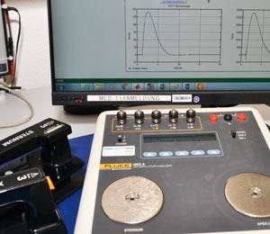 Kalibrierung Messtechnik für die Medizintechnik